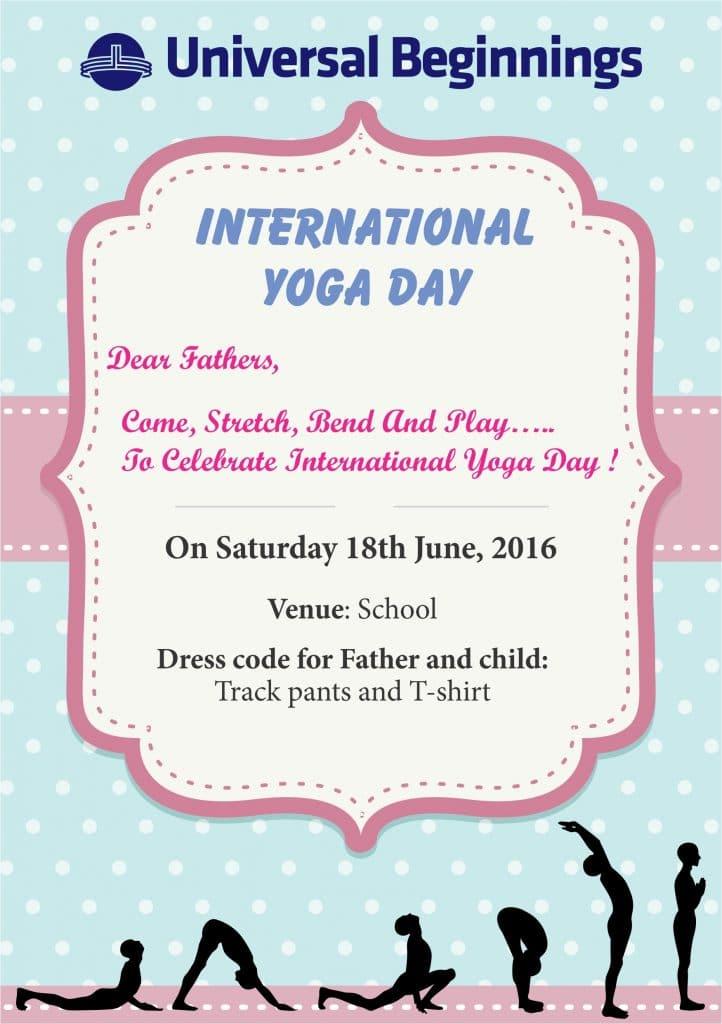 Yoga day invite 07