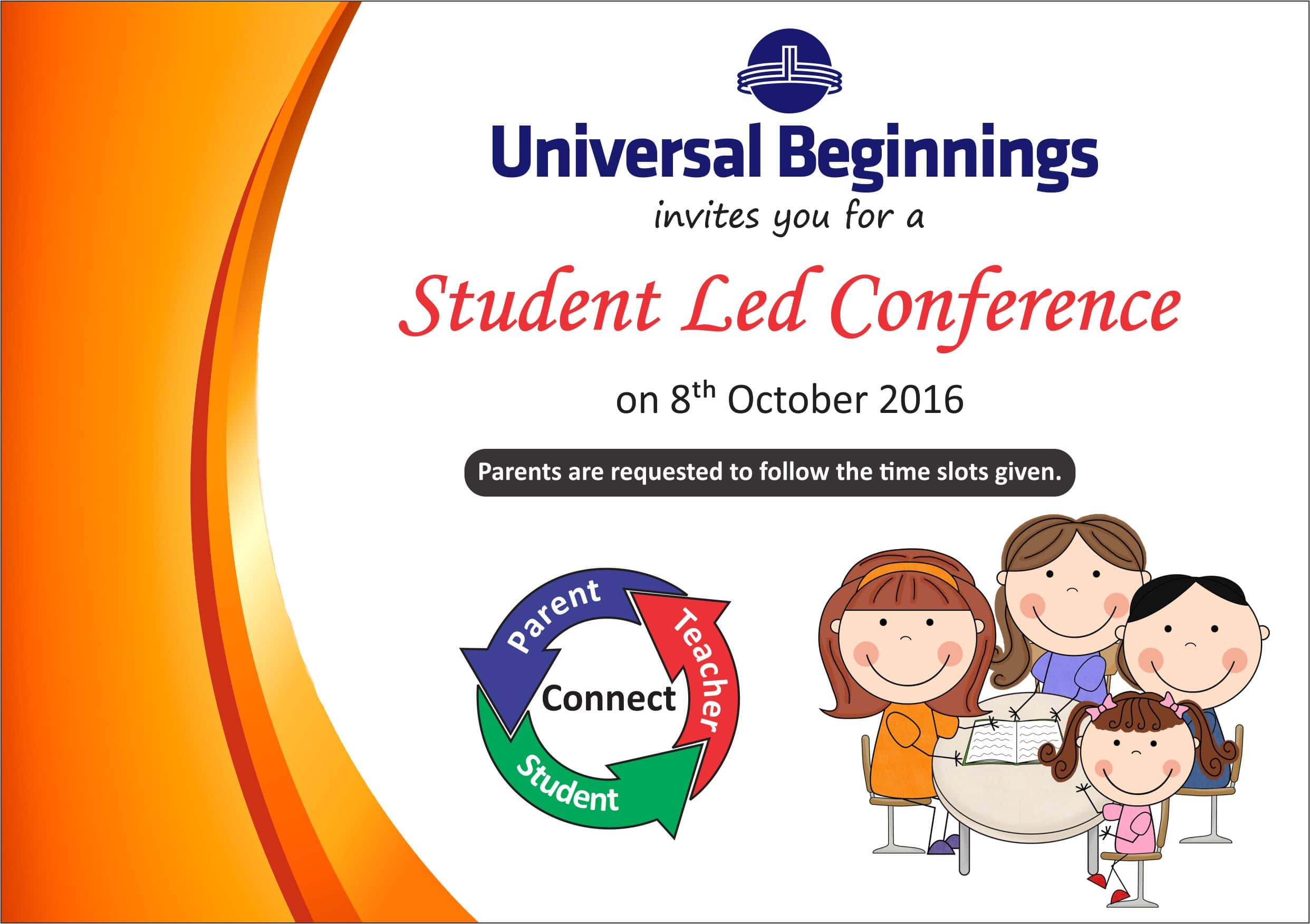 student-led-conference-invitation